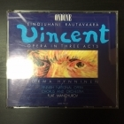 Rautavaara - Vincent (Opera In Three Acts) 2CD (M-/M-) -klassinen-