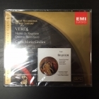 Verdi - Messa da Requiem / Quattro Pezzi Sacri (remastered) 2CD (avaamaton) -klassinen-
