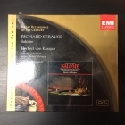 Strauss - Salome (remastered) 2CD (avaamaton) -klassinen-