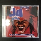 JD aka Dready - Aaarrgghhh!!! CD (M-/M-) -hip hop-