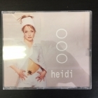 Heidi - Keep On Going CDS (VG+/M-) -dance-