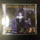 Great Voices Of The Opera II - Giuseppe Di Stefano 2CD (M-/M-) -klassinen-