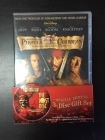 Pirates Of The Caribbean - Mustan helmen kirous (3-disc gift set) 3DVD (M-/M-) -seikkailu-