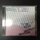 Aerosmith - Live! Bootleg (remastered) CD (M-/M-) -hard rock-