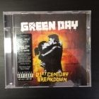 Green Day - 21st Century Breakdown CD (VG+/M-) -punk rock-