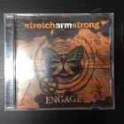 Stretch Arm Strong - Engage CD (VG+/VG+) -melodic hardcore-
