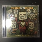 Stretch Arm Strong - Free At Last CD (M-/M-) -melodic hardcore-