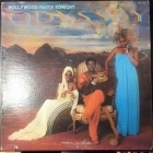Odyssey - Hollywood Party Tonight LP (VG+/VG) -disco-