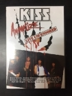Kiss - Animalize (Live Uncensored) DVD (VG/M-) -hard rock-