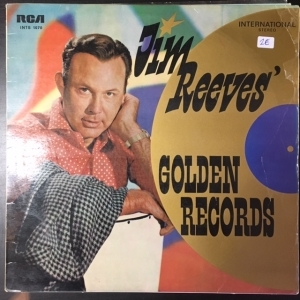 Jim Reeves - Jim Reeves Golden Records LP (VG/VG) -country-