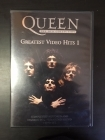 Queen - Greatest Video Hits 1 2DVD (VG/M-) -hard rock-