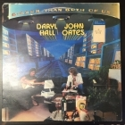Daryl Hall & John Oates - Bigger Than Both Of Us LP (VG/VG) -pop rock-