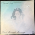 Diana Ross - Touch Me In The Morning LP (VG+/G) -soul-