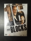 16 Blocks DVD (VG+/M-) -toiminta-