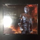 Michael Jackson - HIStory (Past, Present And Future Book I) 2CD (VG-VG+/M-) -pop-