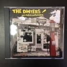 Dwyers - Gas Station Masturbation CD (VG/M-) -punk rock-