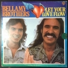 Bellamy Brothers - Let Your Love Flow LP (VG/VG) -country-
