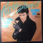 Alvin Stardust - You, You, You / Come On 7'' (G-VG/VG) -glam rock-
