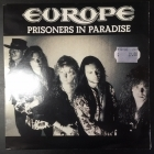 Europe - Prisoners In Paradise / Seventh Sign 7'' (VG/VG+) -hard rock-