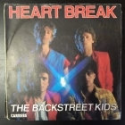 Heartbreak - The Backstreet Kids / I Know It's Right 7'' (VG/VG) -pop rock-