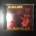 M.Ill.Ion - We, Ourselves & Us CD (VG+/M-) -hard rock-