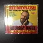 Mitch Miller And The Gang - Memories / Saturday Night CD (avaamaton) -pop-