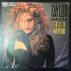 Taylor Dayne - Tell It To My Heart 7'' (VG/VG) -pop-