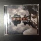 Poisonblack - Lust Stained Despair CD (M-/VG+) -gothic metal-