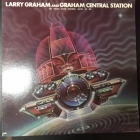 Larry Graham And Graham Central Station - My Radio Sure Sounds Good To Me LP (VG+-M-/VG+) -funk-