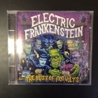 Electric Frankenstein - The Buzz Of 1000 Volts CD (VG/VG+) -punk n roll-