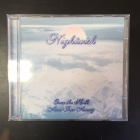 Nightwish - Over The Hills And Far Away CDEP (VG+/VG+) -symphonic metal-