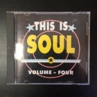 This Is Soul Volume Four CD (M-/M-)