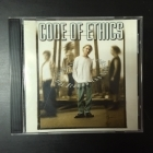 Code Of Ethics - Arms Around The World CD (VG/VG+) -synthpop-