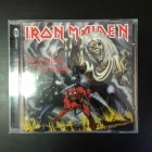 Iron Maiden - The Number Of The Beast (remastered) CD (VG+/M-) -heavy metal-