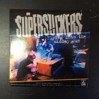 Supersuckers / The Hangmen - Split CDS (M-/VG+) -garage rock-