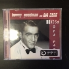 Benny Goodman And Big Band - Classic Jazz Archive 2CD (VG+/M-) -swing-