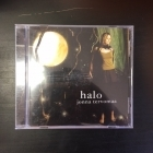 Jonna Tervomaa - Halo CD (M-/VG+) -pop rock-