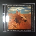 Scandinavian Music Group - Missä olet Laila? CD (VG/M-) -pop rock-
