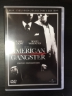 American Gangster (collector's edition) 2DVD (VG+/M-) -draama-