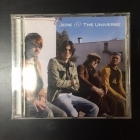 Jere & The Universe - Jere & The Universe CD (M-/VG+) -pop rock-