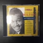 Little Milton - The World Of Little Milton CD (M-/VG+) -blues-