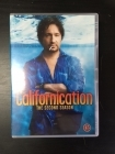 Californication - Kausi 2 2DVD (VG/M-) -tv-sarja-