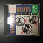 Rhythm 'N' Blues Gems Vol.4 CD (VG+/VG+)
