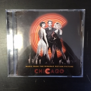 Chicago - Music From The Miramax Motion Picture CD (VG+/M-) -soundtrack-