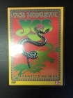 Yes - Acoustic (Guaranteed No Hiss) DVD (VG/M-) -prog rock-