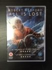 All Is Lost DVD (M-/M-) -seikkailu/draama-