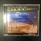Green - Life CD (VG+/VG+) -hard rock/prog rock-
