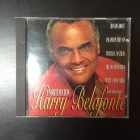 Harry Belafonte - Unohtumaton Harry Belafonte CD (VG+/VG+) -pop-