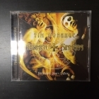 Tim Donahue Featuring James LaBrie - Madmen And Sinners CD (VG/VG+) -prog metal-