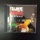 Frankie The Damage - Ready For The Bullet CD (M-/VG+) -punk rock-